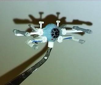 Deadite's kleiner Hangar 2064-X-Tie-Conversions-WIP-Phase2-01-jpg